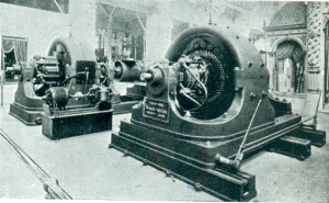 Генератор Теслы: Многофазный генератор переменного тока, мощностью 500 л.с.