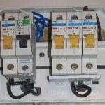 Как не нужно монтировать электрические щитки